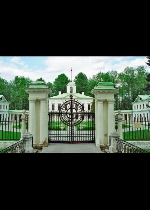THE WORLD OF RUSSIAN ESTATES