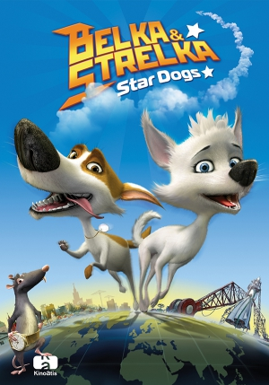 BELKA AND STRELKA. SPACE DOGS 3D